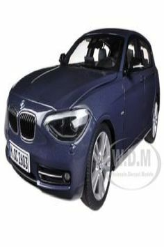 Brand new 1:18 scale diecast model car of BMW F20 1 Series Blue die cast car model by Paragon. Brand new box. Rubber tires. Has steerable wheels. Made of diecast metal. Detailed interior, exterior, engine compartment. Dimensions approximately L-10, W-4.5, H-3.5 inches. Bmw Models, Rubber Tires, Diecast Model Cars, Metal, Engine, Scale, Wheels, Blue, Exterior