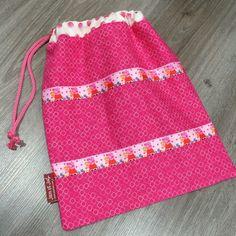 Bolsa de Merienda para una niña enamorada de Peppa Pig