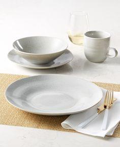 Spoleto Green 16-Pc. Dinnerware Set | Dinnerware | Pinterest ...