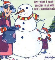 maxine christmas cartoons | Shiners Blog: Maxine