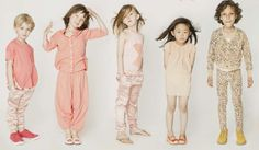 Shampoodle SS13 Collection - Peachy Crowd