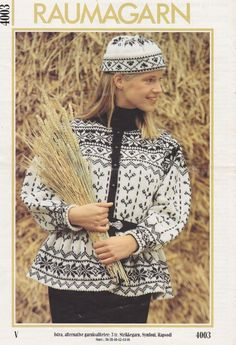 Knit Sweaters, Cool Sweaters, Cardigans, Norwegian Knitting, Nordic Sweater, Arts And Crafts, Facebook, Patterns, Nice