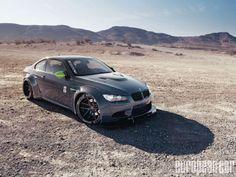 2008 E92 BMW M3s - Taking A Liberty Walk