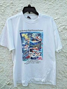 Vintage Eric County PA 1994 Fair And Expo Technology Shirt XL White by Fchoicevintage on Etsy Vintage Shirts, Vintage Men, Etsy Vintage, Graphic Shirts, Graphic Sweatshirt, T Shirt, Katie Roberts, 90s Fashion, White Fashion