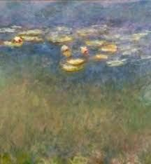 Image result for monet water lilies triptych