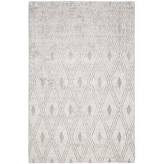 Safavieh Mirage Hand-Woven Gray Area Rug   AllModern