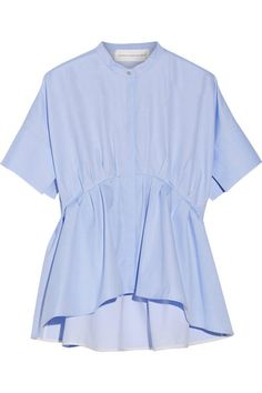 SS16 Trend: Poplin Shirt Style