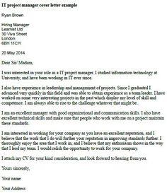 Restaurant Manager Cover Letter Example Cover Letter