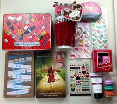 Lavender likes, loves, finds and dreams: Valentine's Day Giveaway