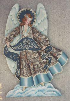 artist nancy lee lenski | Southwest Angel - Nancy Lee Lenski - OOP