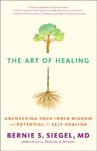 """""""Dr. Bernie Siegel is a well-known proponent of alternative approaches to healing that heal not just the body but also the mind and soul...His new book is a treasure trove of stories, data, and proven methods for accessing inner wisdom so that each person can heal. He focuses on self-healing, especially by using dreams, visualization, and drawing...This book is a must-have for any person's library who is interested in a more holistic approach to healing."""""""