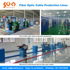 Sun Telecom's carefully designed cable production line is recognized worldwide for its high quality and reliability. Through innovative and leading technology, we operate on large scale to offer our clients optical fiber cabling with very competitive pricing. With over 30 years in the fiber optics industry, we are dedicated to being the one for all your fiber optic needs. #FTTH #broadbandservice #fiberoptic #FTTx #telecomoperator #telecomengineering #ISP #CATV #fiberopticcable Production Line, Fiber Optic Cable, Cable Television, 30 Years, Innovation, Communication, Scale, Sun, Technology