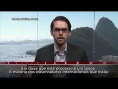 Democracy Now! Amy Goodman: Crise política brasileira  e o papel dos Est...