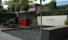 Afbeeldingsresultaat voor moderne stijltuinen