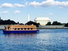 DC Party Boat Charters – Birthdays, Private Charters & Bachelorette Parties in Washington, DC!