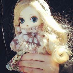 Jill's doll Daff fest