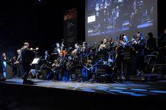 Meraviglioso concerto in favore della AISLA all'Auditorium Parco della Musica di Roma lunedì 28 aprile 2014. GERARDO DI LELLA JAZZ ORCHESTRA meets DIANE SCHUUR Grande Jazz ed emozioni assicurate!