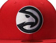 Atlanta Hawks Current Logo 59Fifty Fitted Baseball Cap by NEW ERA x NBA