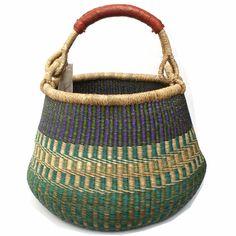 basket weaving in ghana case study