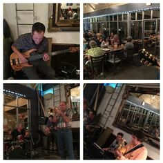 Awesome Jazz last night with: Howard Alden, Dave Ihlenfeld, and Pete Gitlin. #pitajungle #livejazz