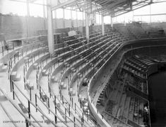 Olympia Stadium - Old photos gallery — Historic Detroit Detroit Area, Detroit News, Olympia Stadium, Tiger Stadium, Basketball Photos, Detroit Free Press, Political Events, Detroit Red Wings, Old Photos