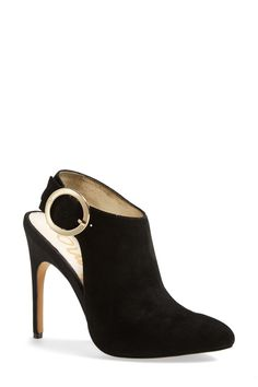 'Julian' Suede Bootie (Women) by Sam Edelman on @nordstrom_rack