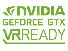 "NVIDIA GEFORCE GTX VR READY PC Case Decal Cut Out Vinyl Sticker 5.5"" x 3.35"" #VVSDecals"
