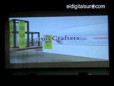 Presentación de la Feria Tricontinental de Artesanía, en Arona 2014.