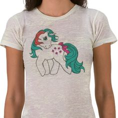 "I want an ORIGINAL ""My Little Pony"" t-shirt!!!"