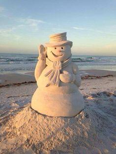 Tybee Island winter