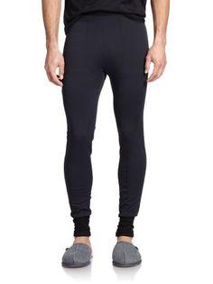 La Perla Stretch Jacquard Leggings | Pants and Clothing
