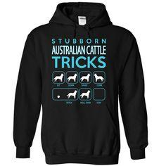 ((Top Tshirt Design) Stubbon Australian Cattle Tricks [Tshirt design] Hoodies, Tee Shirts