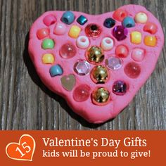 Valentine's Day is almost here…and we're up to our elbows in fun Valentine's ideas! These projects make great gifts to celebrate the holiday. We've got you covered for classroom exchanges, best friends, grandparent gifts…and lots more!
