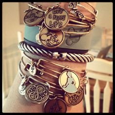 Alex and Ani + Disney = Magical Arm Party!
