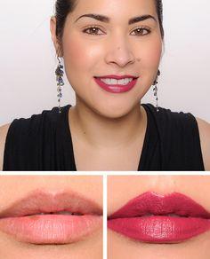 NARS Vivien Audacious Lipstick.... Love this....want it sooo bad!!!