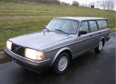 SECRETFORTS: Simple is Beautiful: Volvo 240 Wagon.