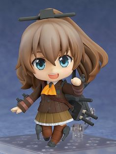 Kumano (Kantai Collection) Nendoroid-Actionfigur 10cm GoodSmileCompany