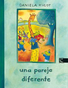 Rede de Bibliotecas de Galicia catálogo › Detalles para: Unha parella diferente, / Daniela Kulot , [traducción, Marc Taeger e Pilar Martínez] Baseball Cards, Humor, Reading, Books, Editorial, Kids, Crocodile, Children's Literature, Short Stories
