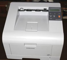 Samsung Monochrome Workgroup Laser Printer Network and USB Printing Laser Printer, Printers, Monochrome, Office Supplies, Usb, Home Appliances, Samsung, Ebay, House Appliances