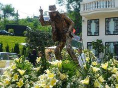 MICHAEL JACKSON ESTATUA EN GUANGZHOU Guangzhou Sculpture Park  West Rd, Baiyun, Guangzhou, Guangdong, ChinA