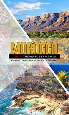 Narrow down list of Things to See & Do in Your Trip to Morocco and Book cheap flights to Morocco an unforgettable journey to the land of cultural diversity. Holiday Destinations, Travel Destinations, Book Cheap Flights, Morocco Travel, Atlas Mountains, Cheap Travel, Wonderful Places, Countryside, Have Fun