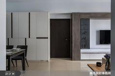 收納 X 美感的最佳比例!打造一家 4 口的 26 坪現代宅-設計家 Searchome