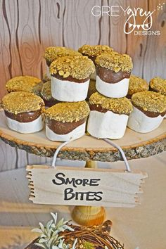 s'more bites...Yummy!