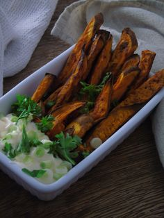 Syn Free Crispy Sweet Potato Fries – Slimming World Recipe