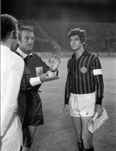 Salonicco 1973 Rivera e il capitano inglese