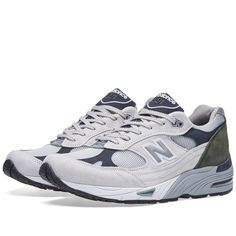 online store 6019a d6f19 New Balance M991WGN - Made in England