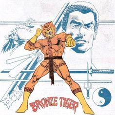 Tigre de Bronze (Ben Turner)