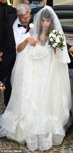 Matrimonio #Elisabetta #Canalis e Brian Perri