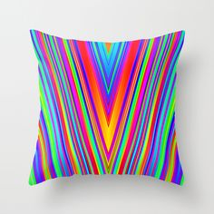 the Great Noize VIII Throw Pillow