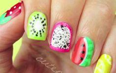 Fruit Slice Nails